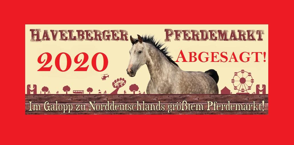 Pferdemarkt Havelberg Abgesagt