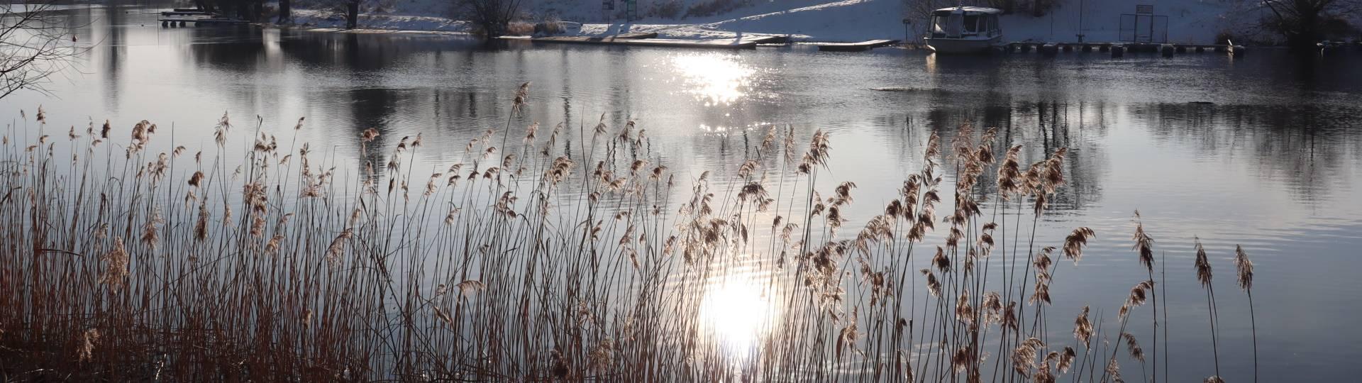 die kälte lädt zum wärmenden spaziergang ©Hansestadt Havelberg