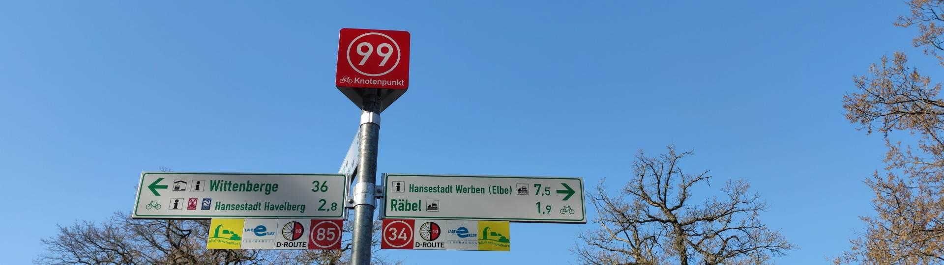radeln nach zahlen in den startlöchern ©Hansestadt Havelberg