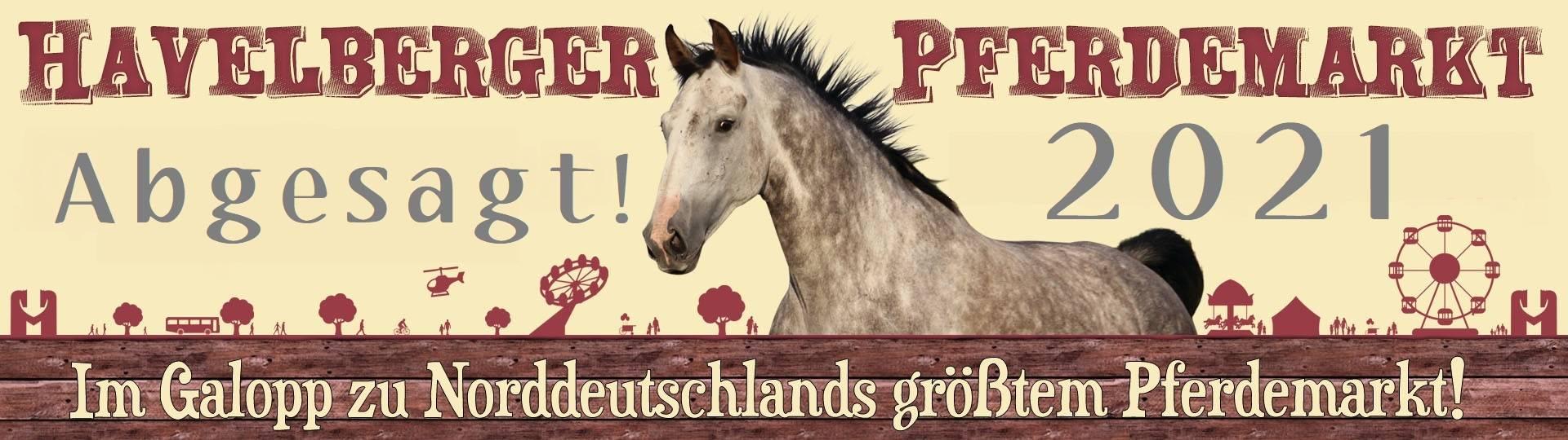 abgesagt pferdemarkt hp slider 2021 ©Hansestadt Havelberg