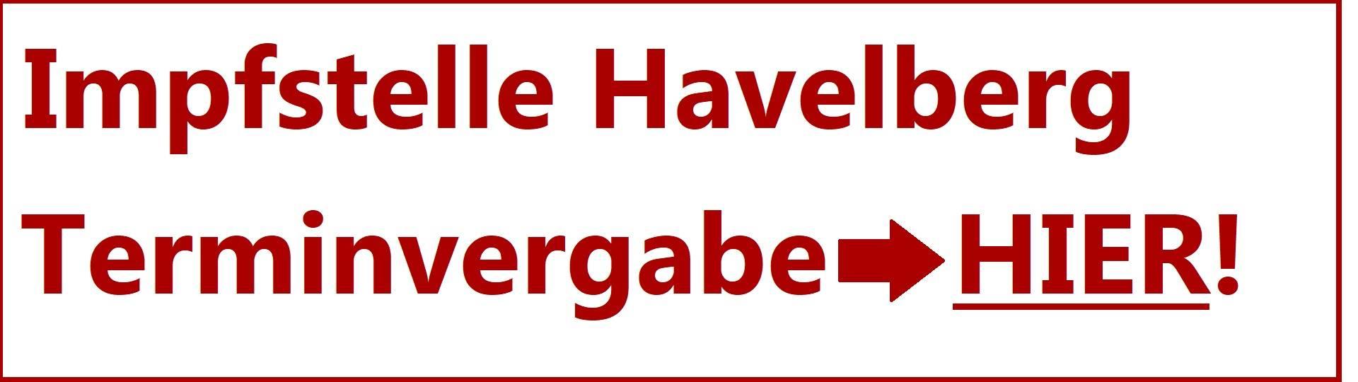 impfstelle havelberg terminvergabe hier! ©Hansestadt Havelberg