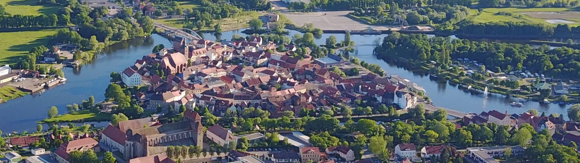 ein mee h r an wohnmöglichkeiten ©Hansestadt Havelberg