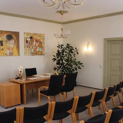 Trauzimmer im Rathaus ©Hansestadt Havelberg