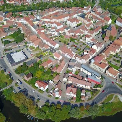 Immobilien © Hansestadt Havelberg