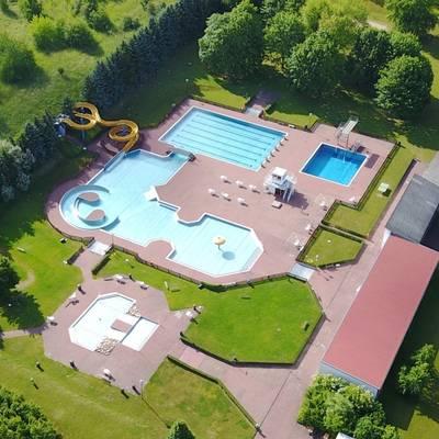 Schwimmbad © Hansestadt Havelberg