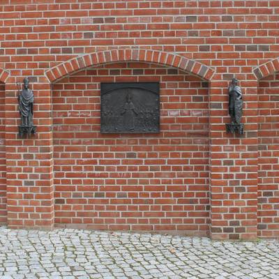 Bronzereliefs ©Hansestadt Havelberg